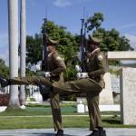 Cambio della guardia - Immagini Cuba